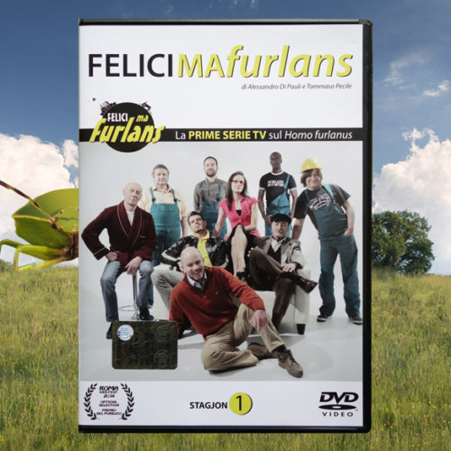 Dvd stagione 1