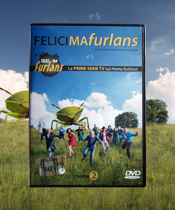 Dvd stagione 2
